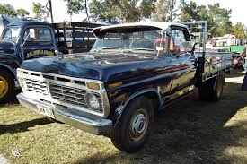 File:1974 Ford F250 Table Top (5986735201).jpg - Wikimedia Commons 1974 Ford F250 Original Barnfind Flawless Body Paint Flashback F10039s New Arrivals Of Whole Trucksparts Trucks Or Courier Fordtruckscom 2 F100 Ranger 50 V8 302 Youtube 4x4 Rebuilt 360 Automatic 4wd 76 F 250 Tuff Truck 4 Fordtruck 74ft1054c Desert Valley Auto Parts F150 Farm 428 Cobra Jet Frame Up Restore Homebuilt Father Son Build Truckin Is Absolutely Picture Perfect Fordtrucks For Sale Classiccarscom Cc11408