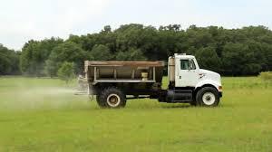 100 Fertilizer Truck Spreading Floater YouTube