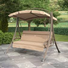 Patio Swings With Canopy Replacement by Amazon Com Corliving Pnt 803 S Nantucket Patio Swing With Arched