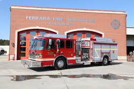 H-5792 - Ferrara Fire Apparatus Terrebonne Parish FPD #9, LA | Fire ...