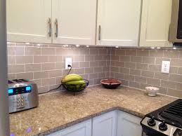 kitchen backsplash glass backsplash kitchen white subway tile