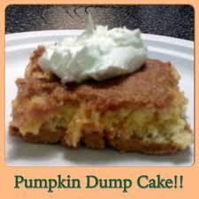 Pumpkin Crunch Hawaii by Weight Watchers Friendly Recipe Pumpkin Dump Cake Comforting