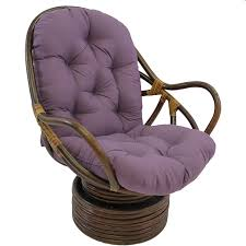 Pier One Papasan Chair Assembly by Amazon Com Blazing Needles Solid Twill Swivel Rocker Chair