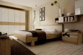 Modern Minimalist Japanese Decor Simple Bedroom Ideas