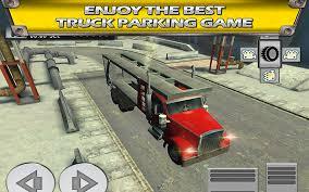Euro Truck Street Parking Sim | Trucksim.org