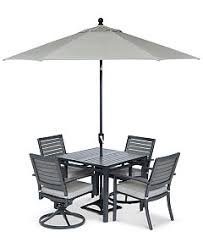Macys Patio Dining Sets by Closeout Marlough Outdoor Seating Collection Created For Macy U0027s