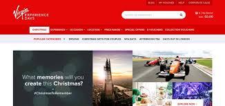 Virgin Experience Days Visit Website