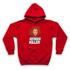 100 Dexter The Ice Truck Killer Inspired By Unofficial Kids Hoodie