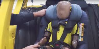 securite routiere siege auto sécurité routière des airbags dans un siège bébé