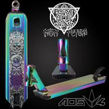 envy scooter deck v4 envy aos v4 deck 2016 max peters decking and skateboard