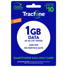 1GB Tracfone Data Plus 500MB Free With Promo Code - $10 (or ...
