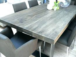 Distressed Dining Room Sets Gray Table Grey