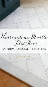 The Tile Shop Lexington Ky by Best 25 Marble Tile Flooring Ideas On Pinterest Marble Tiles