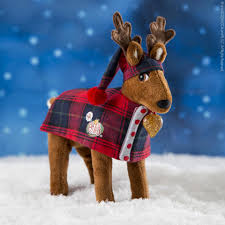 the elf on the shelf claus couture collection elf pets reindeer