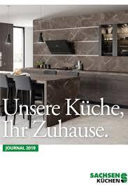 kataloge broschüren küchen journal