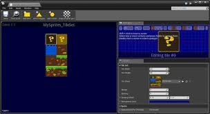Tiled Map Editor Free Download by Paper 2d Tile Sets Tile Maps Unreal Engine