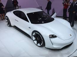 Porsche Mission E Electric Sedan Buyers Want, Expect Fast