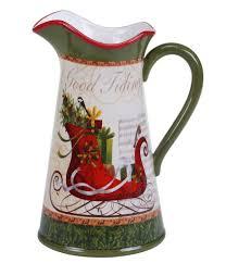 Dillards Christmas Tree Spode by Home Dining U0026 Entertaining Glassware U0026 Stemware Pitchers