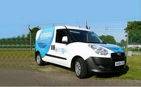 First Drive Fiat Doblo Cargo Maxi Autogas Conversion Van Review