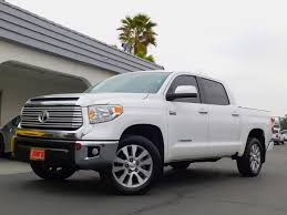100 Used Toyota Pickup Trucks For Sale By Owner 2014 Tundra One Repoted CrewMax Limited Truck