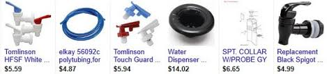 Tomlinson Water Cooler Faucets by Bottled Water Cooler Parts Accessories For Bottled Water