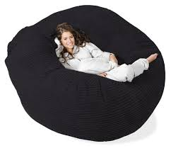 Mega Mammoth Bean Bag Sofa - Cord Black   Bean Bag Sofa ... Personal And Home Welcome To Beanbagmart Supplied With Beans Mocha Chunky Jumbo Cord Bean Bag Armhair Gold Medal Leatherlike Vinyl Round Bag Chair Rentals Famifriendly Hotels In Bali That The Kids Will Love Aviator Replica Armchair Old Brown Pu Leather Alinium Silver Multiple Colors Walmartcom Giant Snorlax Boo Unboxing Pokemon Super Mario Mega Mammoth Sofa Black Sofa Amazoncom Ddl Classic Luxury