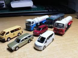 99 N Scale Trucks Tomytec Truck Collection Set D LPG Tanker GundamBuilder