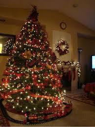 Wonderful Inspiration Christmas Tree Train Set Go Around Best To Holiday