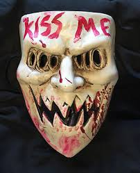 Purge Mask Halloween Spirit by Purge Election Year Mask On The Hunt