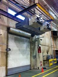 Berner Air Curtain Troubleshooting by Gas Heated Air Curtain Curtain Blog