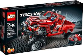 Jual LEGO 42029 - Technic - Customised Pick-Up Truck Murah   Toko ... Lego Ideas Lego Cat Ming Truck 797f Motorized City 60186 Heavy Driller Purple Turtle Toys Australia Brickset Set Guide And Database How To Build Custom Set Moc Youtube 4202 Muffin Songs Toy Review Katanazs Most Recent Flickr Photos Picssr Technic 42035 Factory 2 In 1 Ebay Toysrus Big