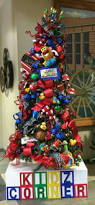 Whoville Christmas Tree Ornaments by 134 Best Christmas Trees Children Images On Pinterest Xmas