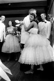 Prom In The 1940s And 1950s