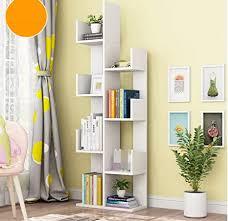 bücherregal einfache etage typ massivholz wohnzimmer