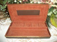 Mens Dresser Top Valet by Mens Dresser Top Valet Key Coin Tray Mail Rack Setwell Genuine