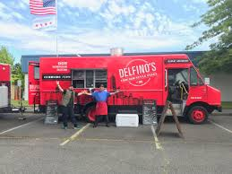 100 Best Food Trucks Chicago Delfinos Pizza On Twitter Come On Down To Tacoma Today For The