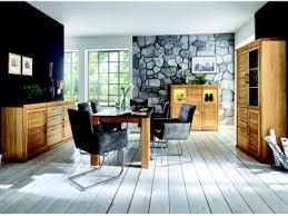 niehoff homeland dekoratives komplettset in wildeiche teilmassiv mit highboard 3144 vitrine 3174 und anrichte 3114 mit tisch roca und 6 stühlen für