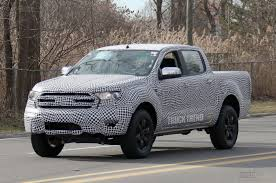 Four Door 2019 Ranger Test Mule Photos | Ford Truck Zone