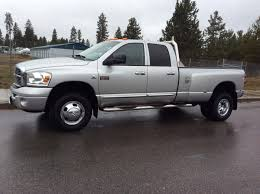 100 Used Dodge Truck Coeur DAlene Ram 3500 Vehicles For Sale