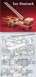 Wooden Fire Truck Plans - Children's Wooden Toy Plans And Projects ... Wooden Truck Plans Childrens Toy And Projects 2779 Trucks To Be Makers From All Over The World 2014 Woodarchivist Model Cars Accsories Juguetes Pinterest Roadster Plan C Cab Stake Toys Wood Toys Fire 408