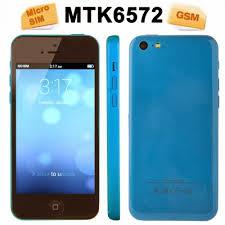 Goophone i5C MTK6572 Clone iphone 5c firmware root method imei