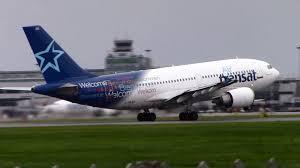 air transat nantes montreal air transat airbus a310 300 take c glat montreal cyul