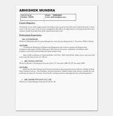 Career Change Resume Objective Fresh Statement Examples