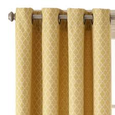 Grommet Top Curtains Jcpenney by Jcp Home Rory Grommet Top Lined Curtain Panel