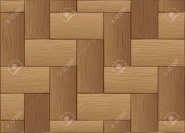 Illustration Of A Topview The Floor Tiles Stock Vector