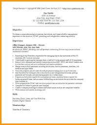 Plumbing Engineer Sample Resume Apprentice