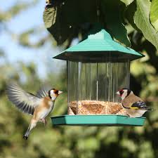PetsN all Hanging Gazebo Bird Feeder – Aspectek