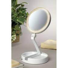 Extendable Bathroom Mirror Walmart by Lamp Lighted Makeup Mirror Walmart Cordless Mirrors Portable