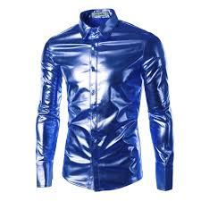 compare prices on silver dress shirt for men online shopping buy