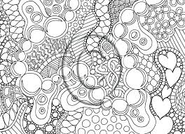 Hard Picture To Color Coloring Pages For Teenagers Difficult By Number Item Printable